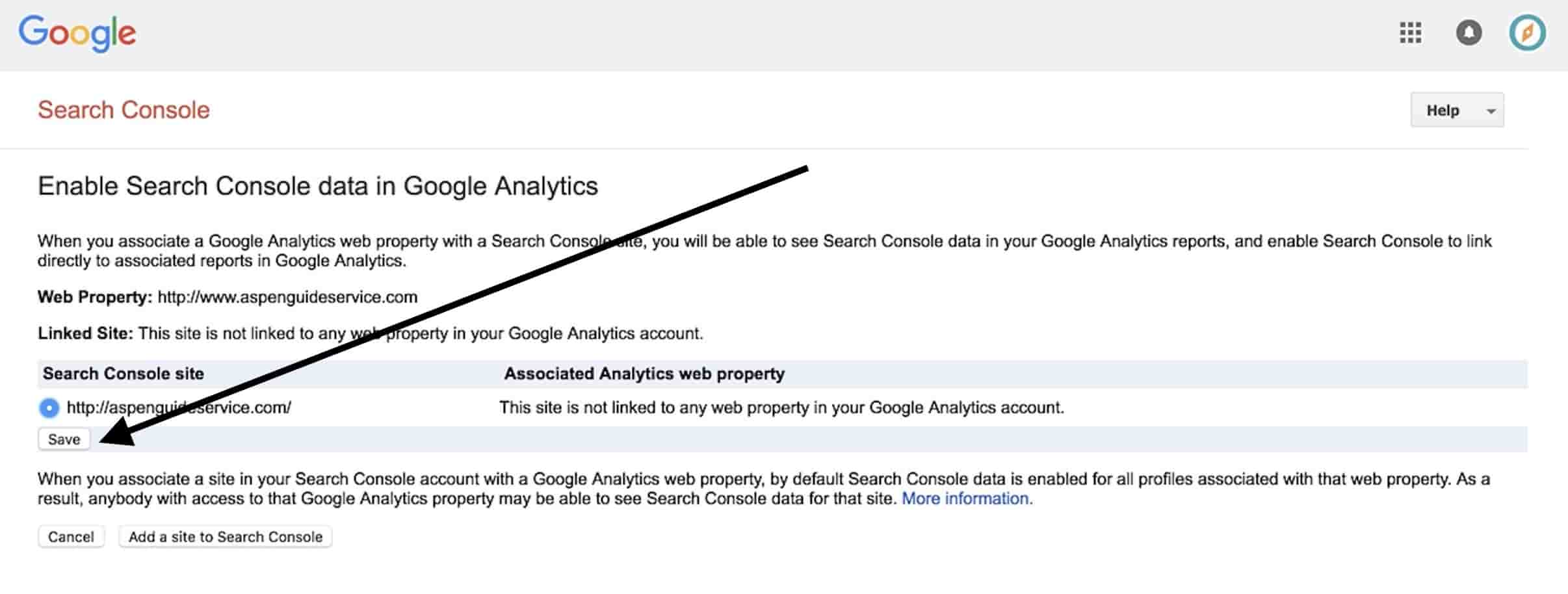 link-google-analytics-to-search-console_Save-min